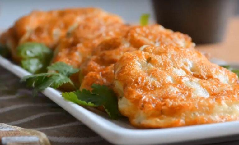 Куриные оладьи из куриной грудки кусочками – 7 рецептов приготовления нежных оладушек