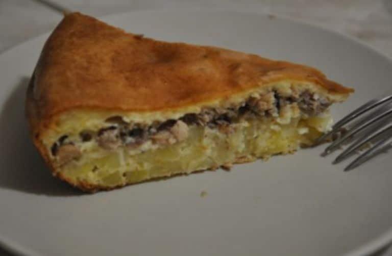 Заливной пирог с сайрой – быстрые рецепты приготовления вкусного рыбного пирога