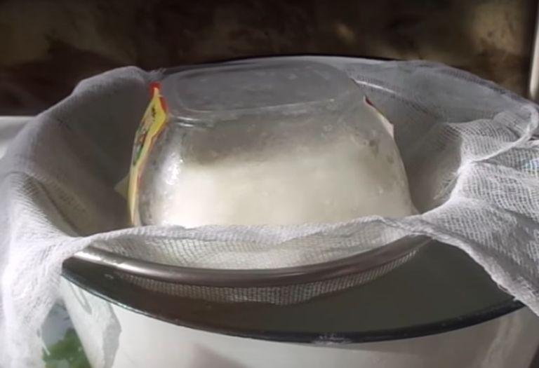 Как приготовить творог из простокваши в домашних условиях?