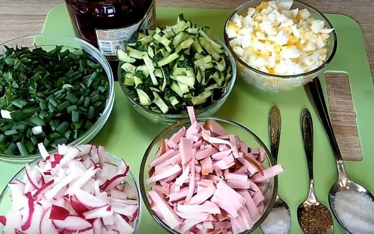 Как приготовить холодный борщ из свеклы? 5 рецептов очень вкусного свекольника