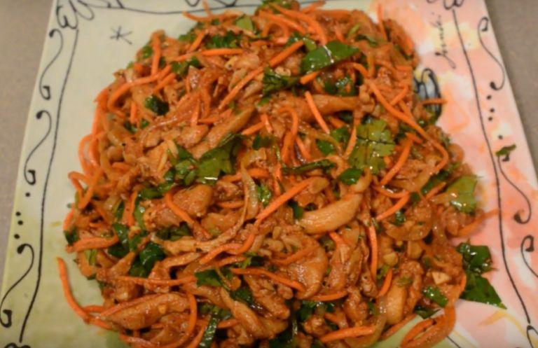 Хе из курицы по-корейски – 4 самых вкусных рецепта приготовления в домашних условиях
