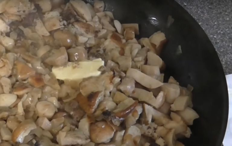 Как приготовить жареные белые грибы? Рецепты приготовления грибов на сковороде