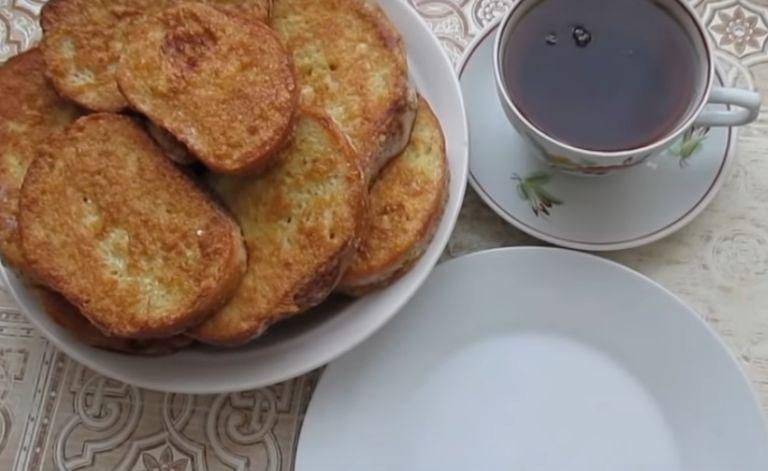 Гренки из белого хлеба – 4 рецепта приготовления вкусных гренок