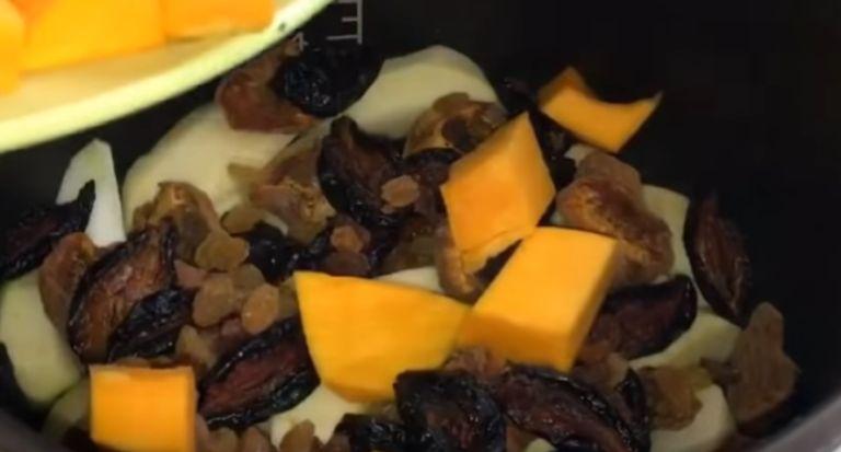 Тыква с яблоками в мультиварке – 4 рецепта приготовления тыквы быстро и вкусно
