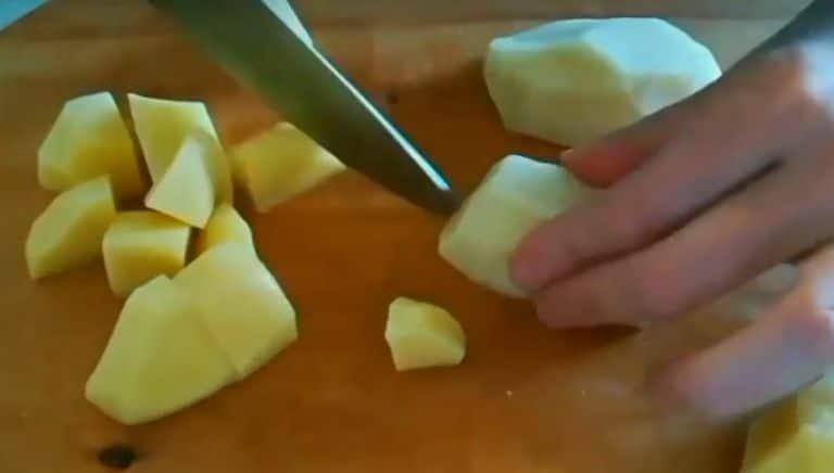 Картошка, тушеная с куриным филе: 5 рецептов приготовления картофеля