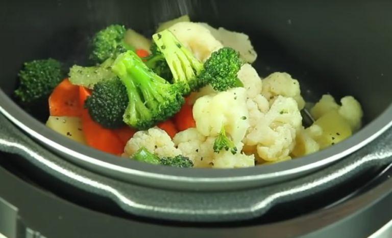 Тушеная брокколи: 7 рецептов приготовления вкусной капусты