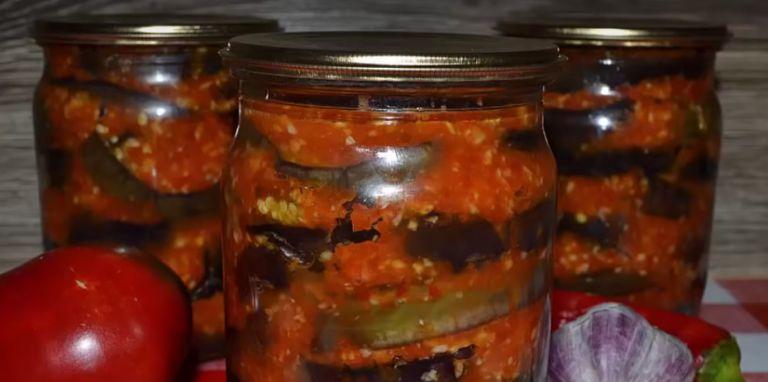 Аджапсандал по-грузински: 6 рецептов приготовления блюда с баклажанами
