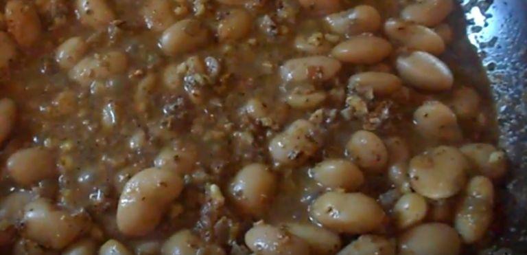 Лобио из белой фасоли по-грузински: 4 классических рецепта приготовления