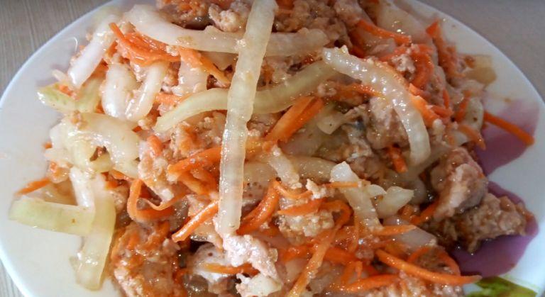 Хе из горбуши по-корейски: 3 рецепта приготовления в домашних условиях