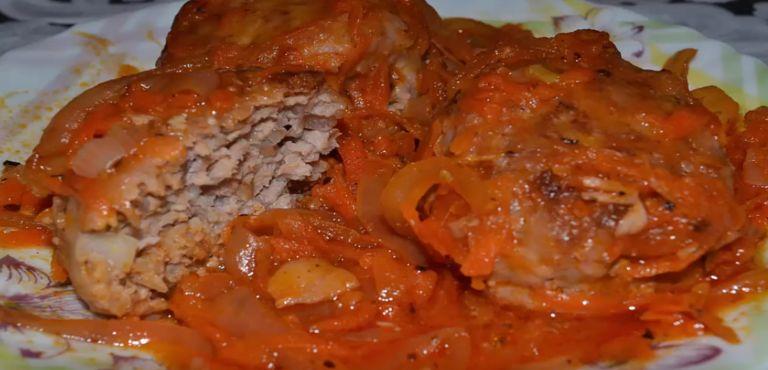 Гречаники с фаршем: рецепты приготовления в духовке и на сковороде