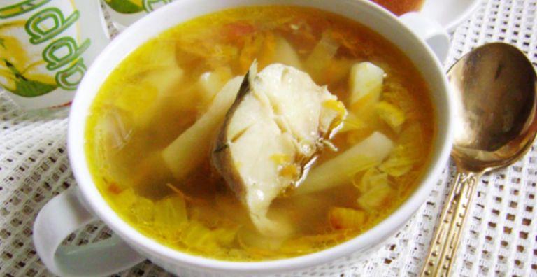 Уха из минтая - рецепты приготовления вкусного рыбного супа