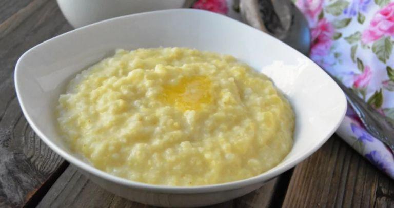 Рисово-пшенная каша - рецепты приготовления каши на молоке