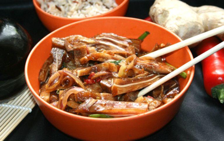Свиные уши по-корейски - рецепты приготовления ушек в домашних условиях