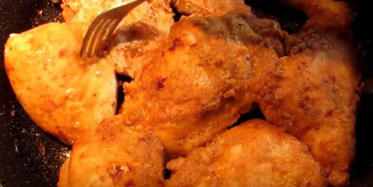 Как вкусно пожарить окорочка на сковороде? 6 рецептов жаренных окорочков