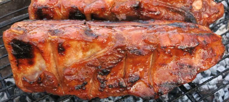 Маринад для свиных ребрышек – 6 рецептов маринада