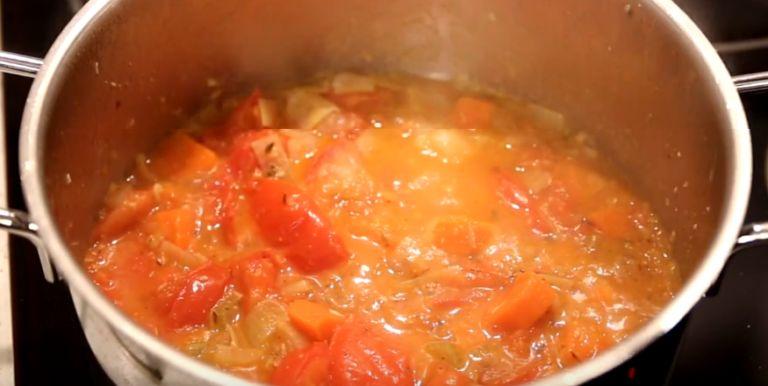 Рыбный суп из минтая – 6 простых и быстрых рецептов приготовления