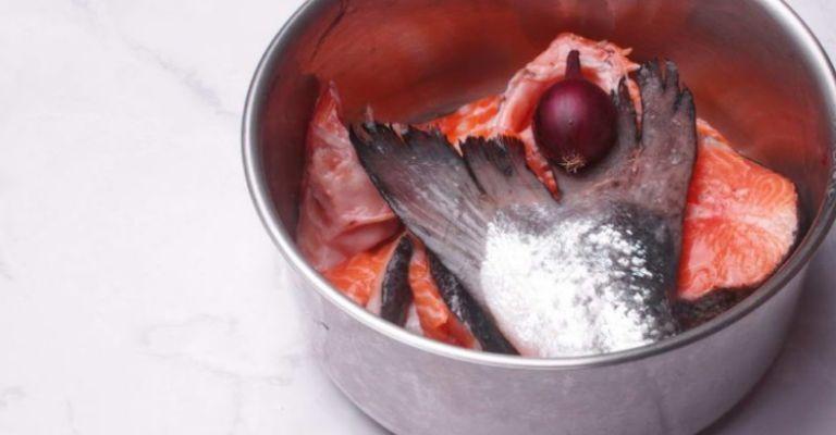 Уха из головы семги в домашних условиях: 7 рецептов приготовления