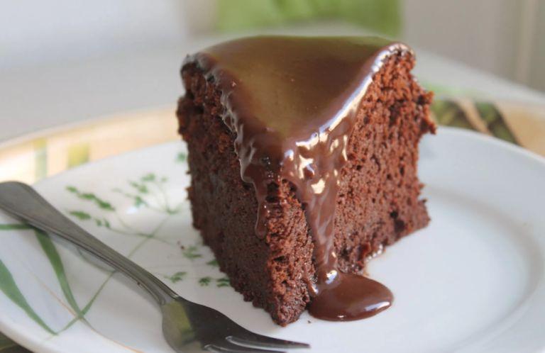 Шоколадная глазурь из какао для торта в домашних условиях