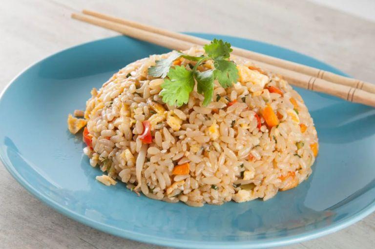Жареный рис с яйцом - простые рецепты приготовления риса по-азиатски